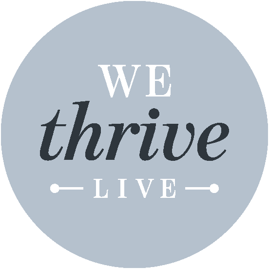WEthrive.live - Ban burnout. Build community. Boost business.