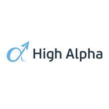 high alpha logo